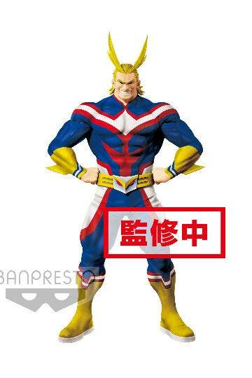 ALL MIGHT AGE OF HEROES PVC STATUE 20 CM