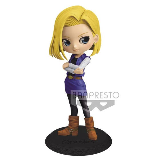 Dragon Ball Z Q-posket Android 18 Fig