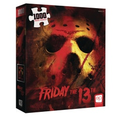 Friday the 13th 1000 Pc Puzzle
