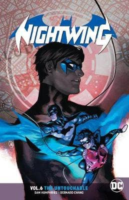 Nightwing Volume 6: The Untouchable