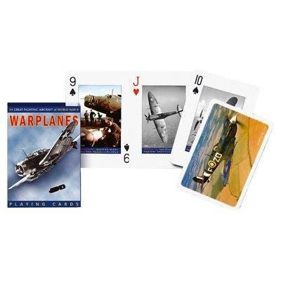 Warplanes Playing Cards