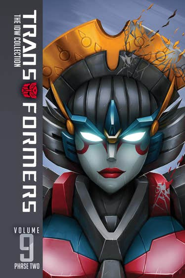 Transformers Idw Collector's Phase 2 Vol. 09