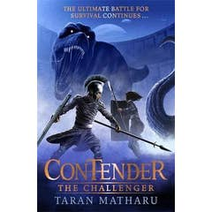 Contender: The Challenger: Book 2