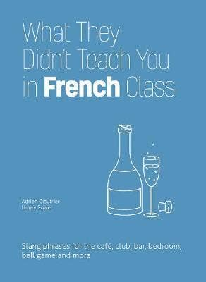 What They Didn't Teach You In French Class: Slang Phrases for the Cafe, Club, Bar, Bedroom, Ball Game and More