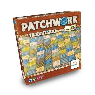 Patchwork NO