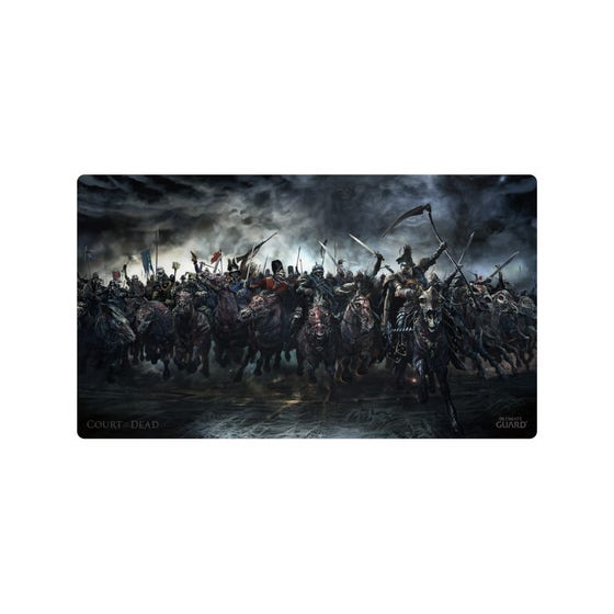 Court of the Dead Play Mat Demithyle, Army 61 x 35 cm