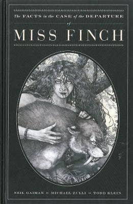 Facts In The Case Of The Departure Of Miss Finch, The,