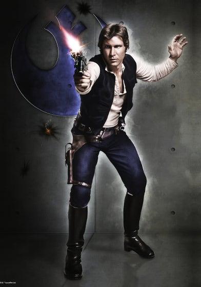 Han Solo Puzzle (1000)