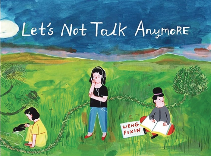 Let's Not Talk Anymore