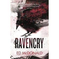 Ravencry: The Raven's Mark Book Two