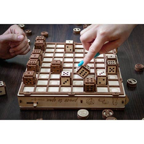 Classic Board Games Mechanical 3D-puzzle (620)