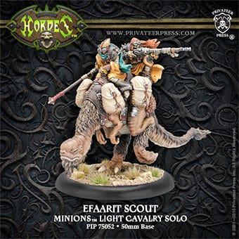 Efaarit Scouts Light Cavalry (Solo)