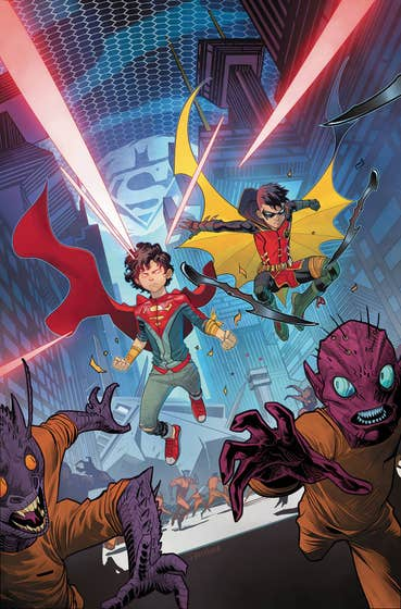 Adventures of the Super Sons Volume 2