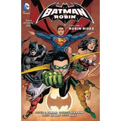 Batman And Robin Vol. 7