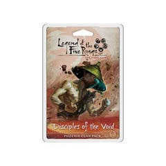 Legend of the Five Rings: The Card Game – Disciples of the Void