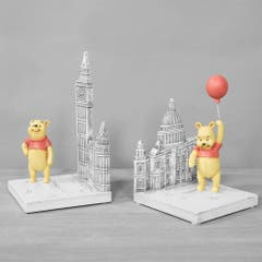 Winnie the Pooh Resin Bookends