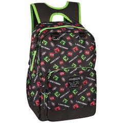 Minecraft Scatter Creeper Backpack