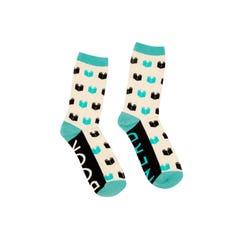 Book Nerd Socks (L)