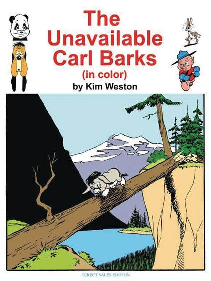 The Unavailable Carl Barks