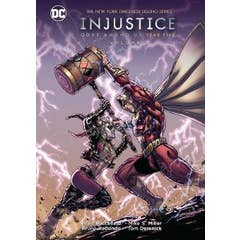 Injustice Gods Among Us Year Five Vol. 2