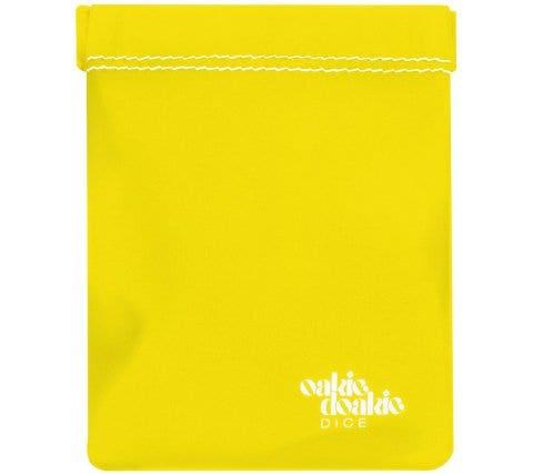 Oakie Doakie Yellow Dice Bag Small