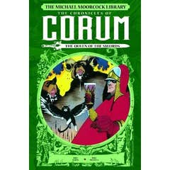 The Michael Moorcock Library: The Chronicles of Corum Volume 2 - The Queen of Swords