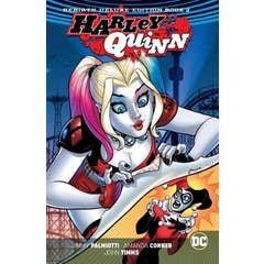 Harley Quinn:: The Rebirth Deluxe Edition: Book 2