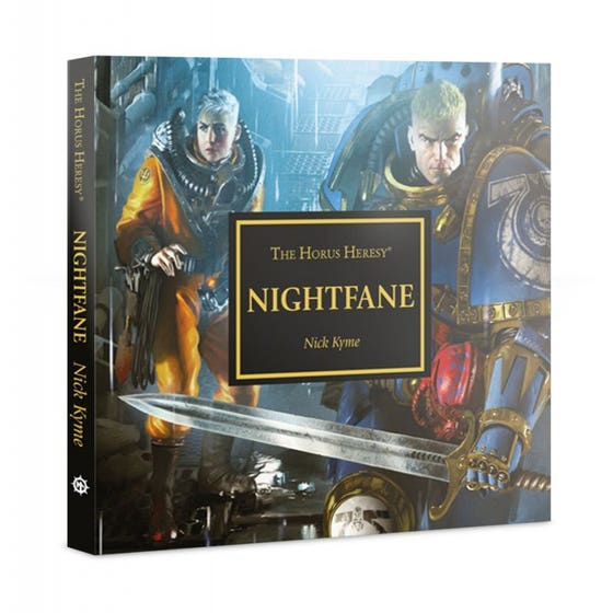 Nightfane Audiobook