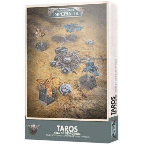 Taros Area of Engagement Gaming Board