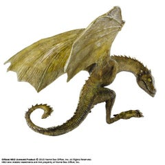 Rhaegal Baby Dragon Figure