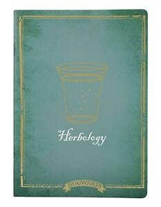 Herbology Exercise A4 Notebook