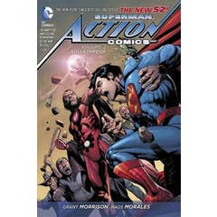 Superman - Action Comics Vol. 2 Bulletproof (The New 52)