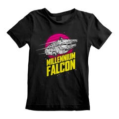 Millenium Falcon Circle Kid's T-Shirt (5-6 Years)