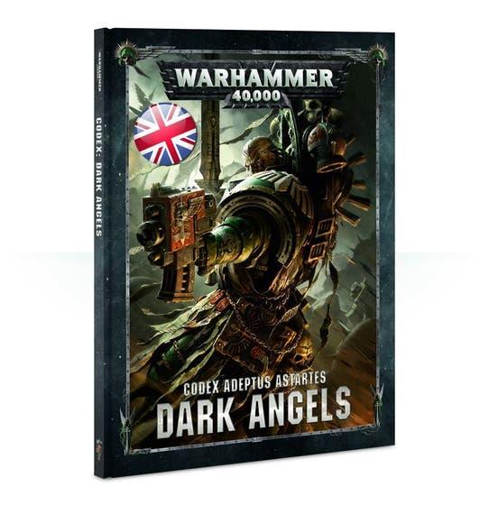 Codex Dark Angels 2017 HC