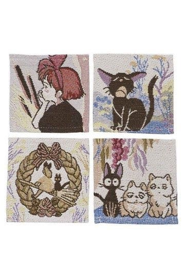 Characters Coaster 4-Pack