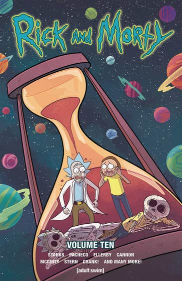 Rick and Morty Vol. 10, Volume 10