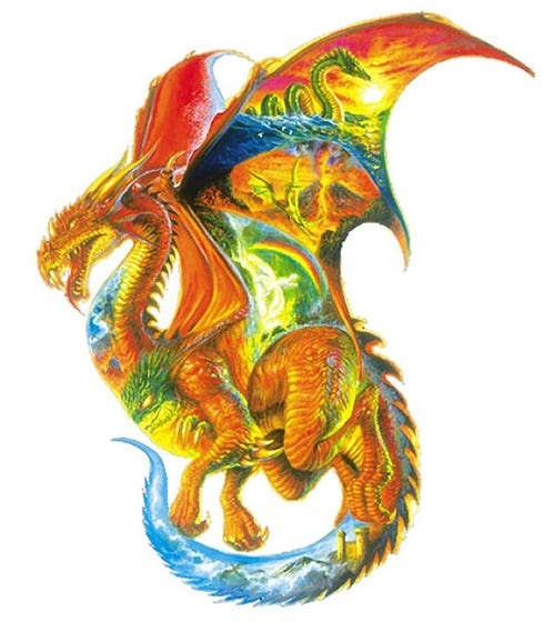 Bob Eggleton Dragon Dreams Puzzle (1000)