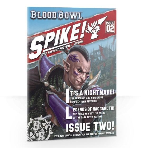 Spike! Journal #2