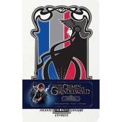 Fantastic Beasts: The Crimes of Grindelwald: Ministere des Affaires Magiques Hardcover Ruled Journal