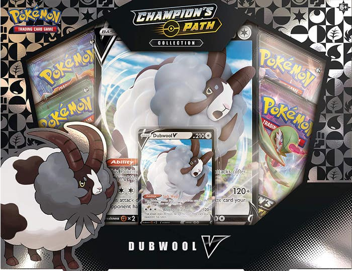 Champion's Path Collection Dubwool V Box