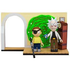 Rick and Morty Small Construction Set Wave 1