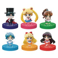 Sailor Moon Petit Chara Petit Punishment 2020 6pc Ds