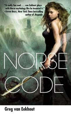 Norse Code: A Novel