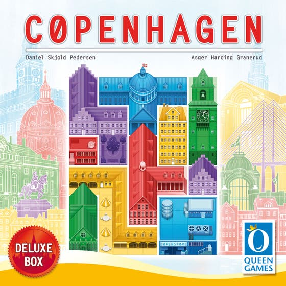 Copenhagen: Deluxe Edition