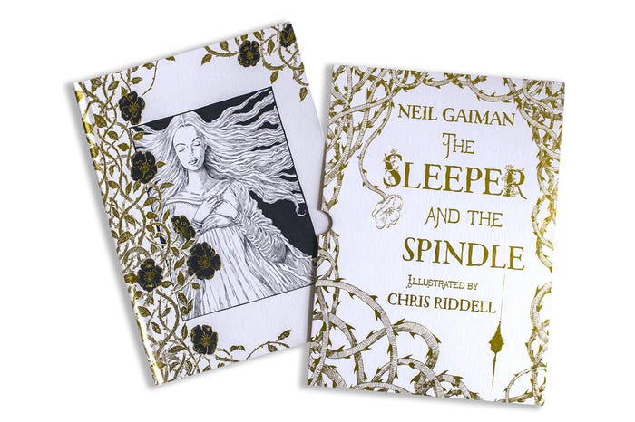 The Sleeper and the Spindle: Deluxe Edition
