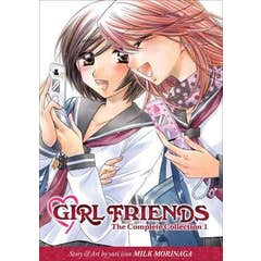Girl Friends: 1: Complete Collection