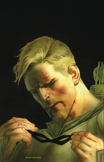 Green Arrow Volume 8: The End of the Road