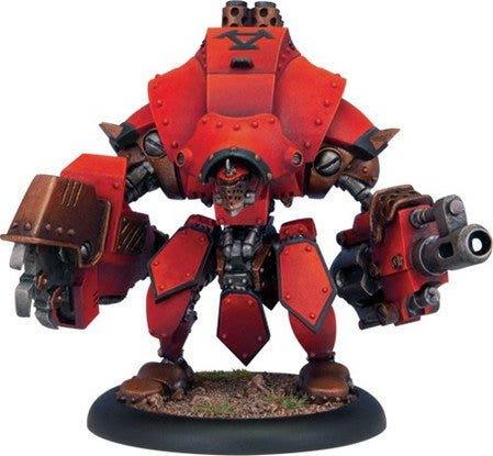 Decimator/Destroyer/Juggernaut/Marauder Heavy Warjack Kit