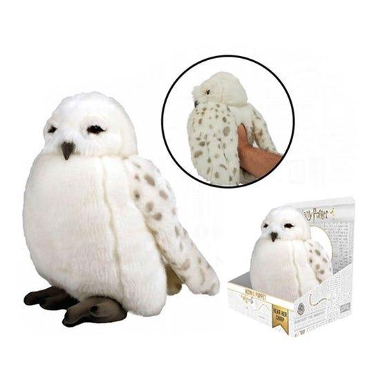 Hedwig Plush w/ Sound