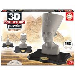 Nefretet 3D Puzzle (190)
